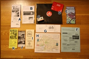CitySmart Bicycle Packet
