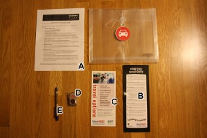 CitySmart Kit – Car Packet